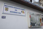 OUG privind desfiinţarea Institutului Revoluţiei Române, adoptată în şedinţa de Guvern