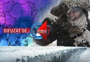VIDEO | Viscolul puternic a făcut ravagii în România! Meteorologii trag un semnal de alarmă