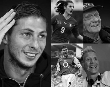 CRONOLOGIE: Emiliano Sala, Niki Lauda, Marieke Vervoort, Jose Antonio Reyes - decesele...