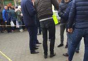 Bărbat din Târgu-Jiu, înjunghiat în timp ce se afla în Piața Centrală