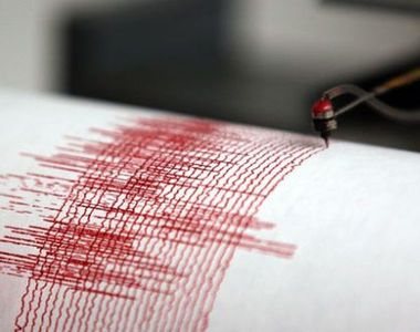 Cutremur de magnitudine 3,4 în zona Vrancea