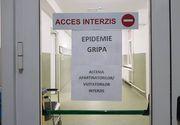 O femeie de 47 de ani a murit din cauza gripei