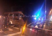 Accident rutier pe Calea Plevnei din Capitală, fiind implicate şi o ambulanţă cu pacient şi un microbuz cu pasageri! În total, sunt 21 de persoane implicate