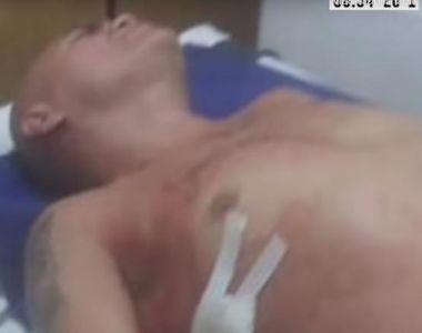 Pugilistul Jorge Barrios a fost aproape de moarte după ce un bărbat l-a înjunghiat...