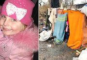 Copilă de 5 ani, abandonată de Crăciun la groapa de gunoi! Fetița a fost forțată să mănânce resturi aruncate