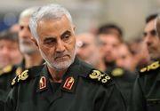 Generalul iranian Qassem Soleimani, ucis în urma atacurilor aeriene care au vizat Aeroportul din Bagdad
