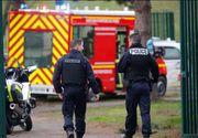 Franţa - Un bărbat a înjughiat trecători în apropiere de Paris. Poliţia l-a ucis pe atacator