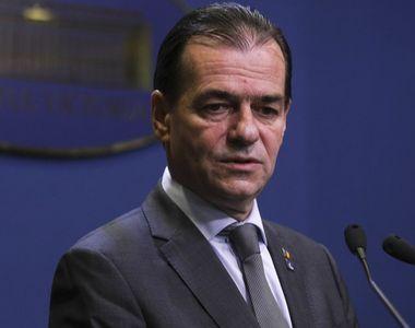 Premierul Ludovic Orban a decis să îl demită pe secretarul de stat în Ministerul...