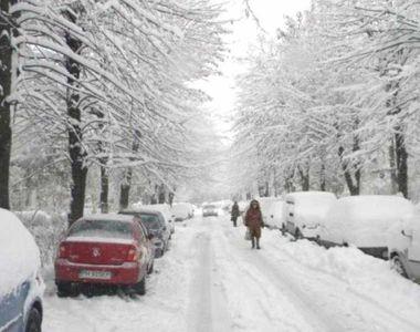 Vine iarna peste București! Anunțul Primăriei Capitalei. Ce urmează