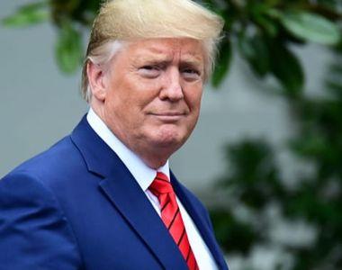 Donald Trump a făcut anunțul bombă: Avem 52 de ținte!