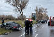 Şase răniţi într-un accident rutier în staţiunea Mamaia