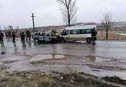 Accident grav în Botoşani: Autorităţile au activat Planul Roşu de Intervenţie