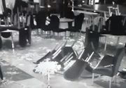 VIDEO | Dezastru după o petrecere de Revelion organizată la Biblioteca Națională