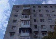 Accident grav în Capitală: Bărbat căzut în gol de la etajul opt