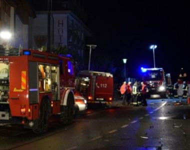 Şase tineri germani ucişi şi alte 11 persoane rănite în nordul Italiei de către un...