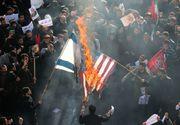 Revoltă de ultimă oră în stradă. Sute de mii de iranieni au ieșit pentru a plânge moartea lui Soleimani