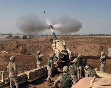 Armata SUA anunţă Irakul printr-o scrisoare că se retrage din ţară. Şeful Pentagonului...