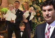 Decizia luată de Cristi Borcea de Sărbători! A  închiriat jumătate de etaj la hotelul din Poiana Brașov ca să-i aibă alături pe TOȚI copiii lui