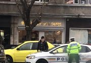 """Polițiștii de la Rutieră au """"tăbărât"""" pe Gigi Becali. Imagini fabuloase"""