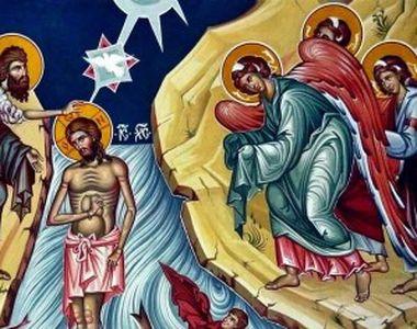 Sărbătoare 7 ianuarie. Creștinii îl cinstesc astăzi pe Sfântul Ion