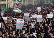 """Iranul clasează drept """"teroriste"""" toate forţele americane, în urma asasinării generalului Qassem Soleimani"""
