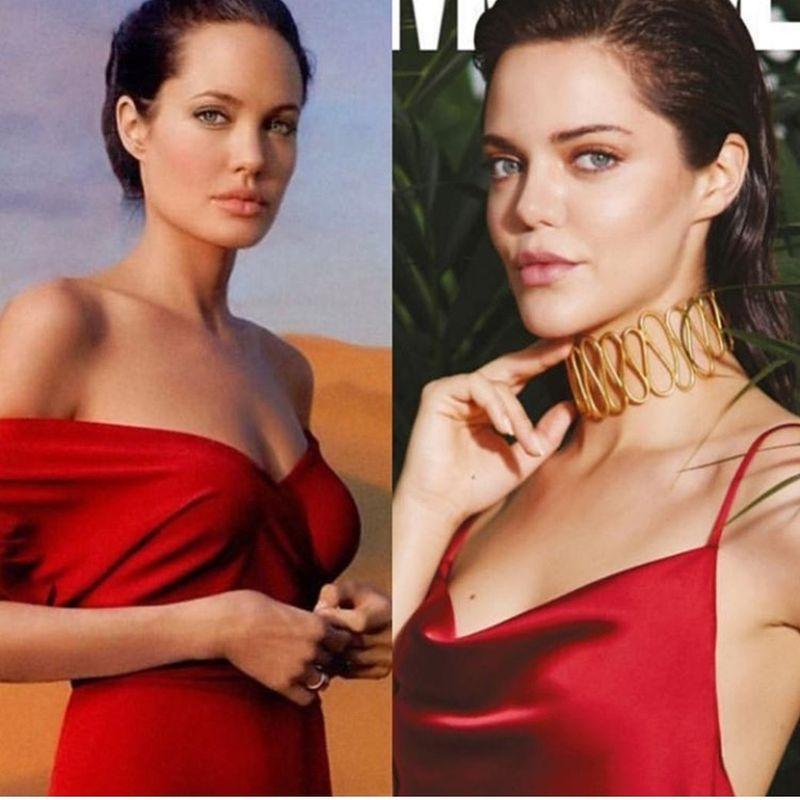 "Hilal Altinbilek, ""Züleyha"", supranumită Angelina Jolie a Turciei"