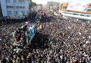 Cel puţin 40 de morţi şi 230 de răniţi într-o busculadă la înmormântarea lui Soleimani la Kerman