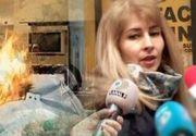 VIDEO | Cazul femeii arse. O asistentă care a asistat la întreaga scenă a făcut declarații șocante în fața procurorilor