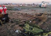 Un avion ucrainean cu 176 de persoane la bord s-a prăbușit la scurt timp după decolare. Toți pasagerii au murit