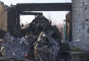 VIDEO | Val de speculații după prăbușirea avionului ucrainean în Iran. Ce spun martorii oculari