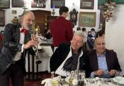 VIDEO | Petrecere cu dichis pentru Ion Dichiseanu