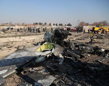 Tragedia aviatică din Iran. Bogdan Aurescu: Nu sunt victime din România