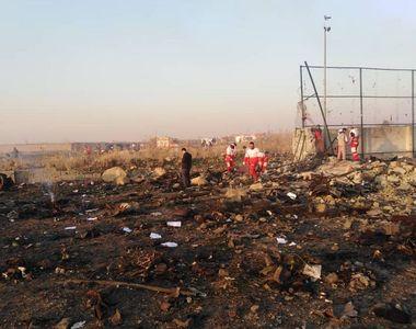 15 copii şi 13 studenţi între cele 176 de victime de la bordul avionului Boeing...