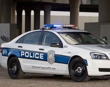 Doi copii au fost împușcați de un șofer nervos, după ce au aruncat cu bulgări de zăpadă...