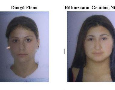 Două adolescente din Ialomiţa, verişoare, căutate de poliţişti după ce au plecat de...