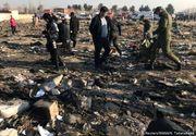 Ucraina ia în calcul două variante în cazul tragediei aviatice de la Teheran: terorism sau atacul cu rachetă