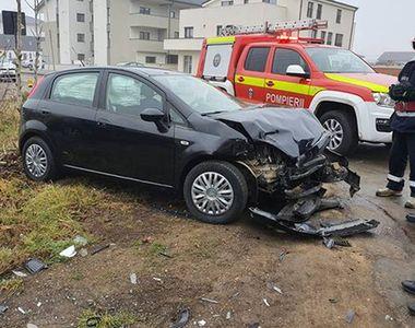 Laura Dinu, asistenta din Iaşi care a fost victima unui accident înfiorător, şi-a...