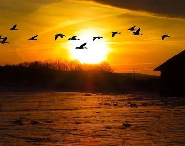 Meteo vineri, 10-12 ianuarie. Temperaturi anormale în acest weekend
