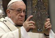 """Papa Francisc, foarte îngrijorat de un conflict """"la scară mai mare"""" între Statele Unite şi Iran"""