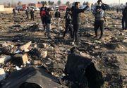 Descoperire șoc: Avionul ucrainean prăbușit în Iran a fost doborât de o rachetă antiaeriană