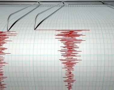 Două cutremure, la interval de trei minute, în zona seismică Vrancea