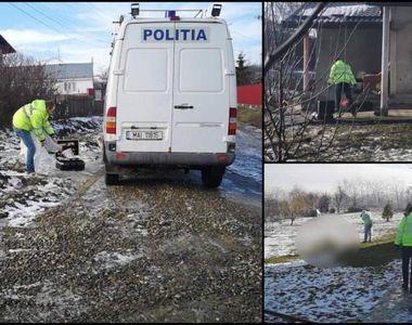 Crimă înfiorătoare în Botoșani. Un bărbat a fost găsit plin de sânge și pe jumătate...