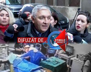 VIDEO | Cazul pacientei arse. Ce a declarat Mircea Beuran după audierile de la Poliția...