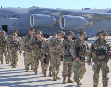 """Washingtonul refuză """"să discute despre o retregare a trupelor"""" americane din Irak, în..."""