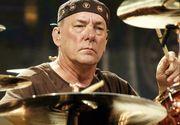 Bateristul Neil Peart, membru al trupei Rush, a murit la vârsta de 67 de ani