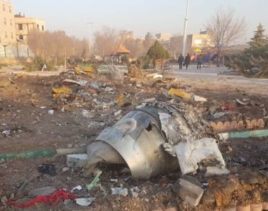 Iran - Aparatul Boeing al Ukraine International Airlines a fost doborât fără ordin, din...