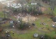 VIDEO | Furtunile au făcut ravagii în Statele Unite ale Americii: 11 persoane au murit