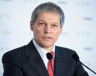 Politicianul Dacian Cioloș a transmis un mesaj în memoria Cristinei Țopescu
