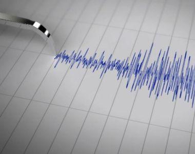 Un cutremur s-a produs în urmă cu scurt timp în România. Ce zone au fost afectate