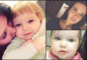 O fetiță de doi ani a murit în chinuri groaznice după ce a fost lasată singură în casă timp de o săptămână